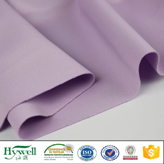 2018 Hottest Knitted Polyetser Scuba Fabric for Dress Fabric