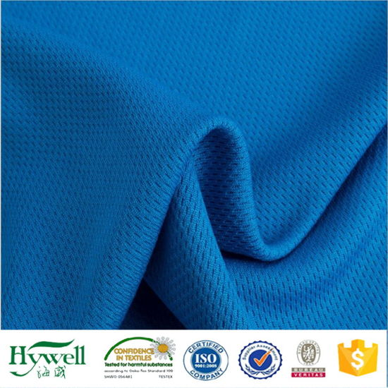 Coolmax Fabric Mesh for Sportswear