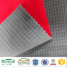 96% Polyester 4% Spandex Softshell Jacket Fabric