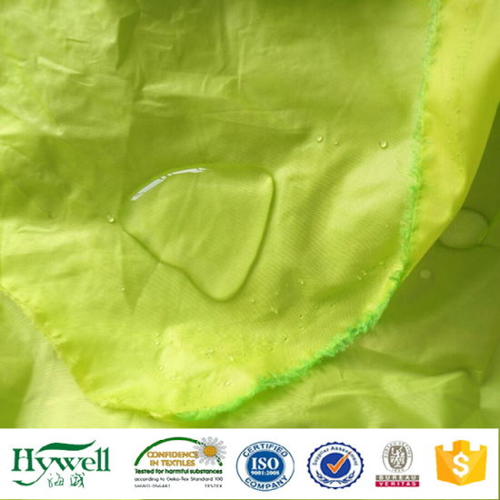 Waterproof Nylon Taffeta Fabric for Bag Lining