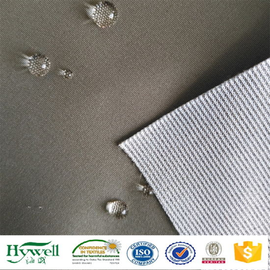 Laminated Brush Tricot Softshell Fabric