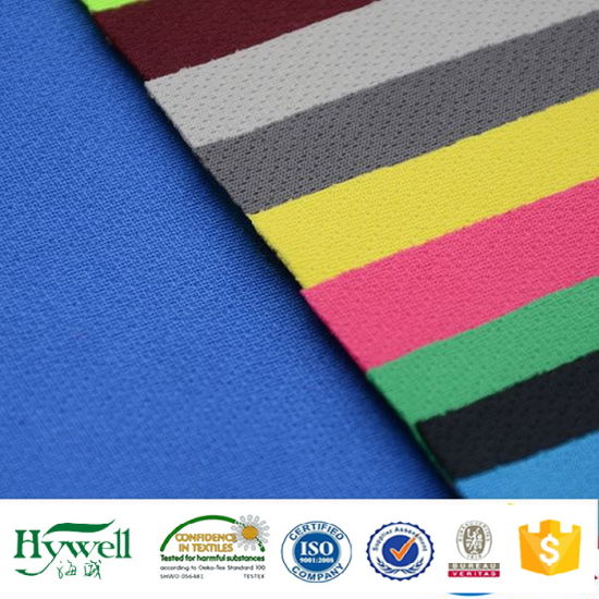 100% Polyester Jersey T-Shirt Fabric