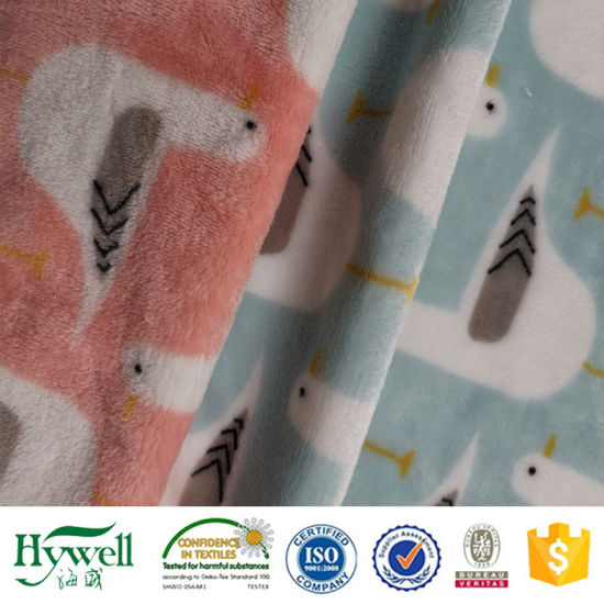 Baby Blanket fabric