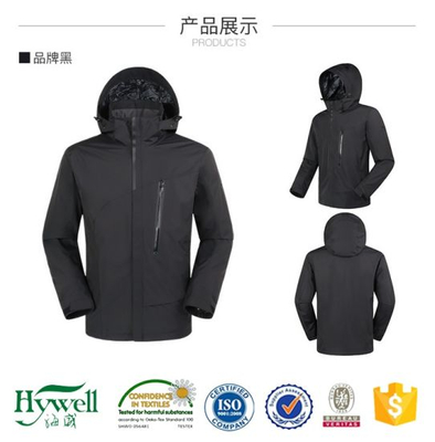 Wantdo Women′s Outdoor Front-Zip Windproof Softshell Jacket Fabric