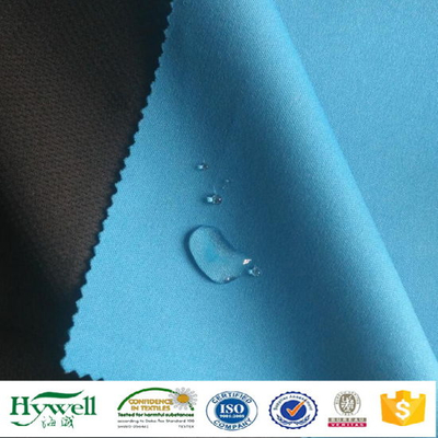 Interlock Bonded TPU Softshell Fabric with Mesh Lining
